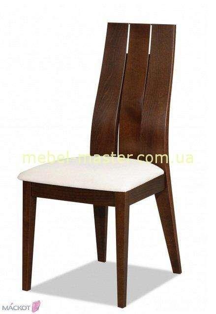 Ореховый стул в стиле модерн 3902 со скидкой