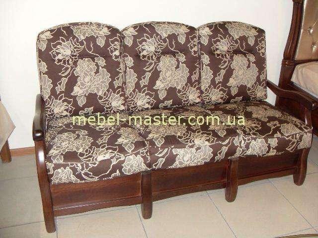 Классический темный диван ROMA, MOBILADALIN