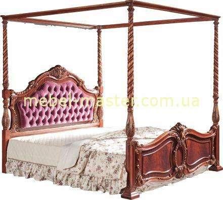 Кровать с балдахином в спальню Карпентер 228. Испания