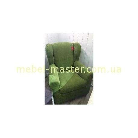 Зеленое кресло для отдыха