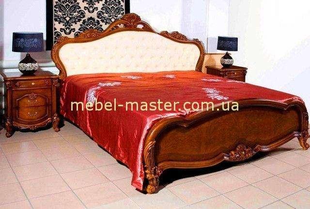 Недорогая спальня в цвете орех Беатриче