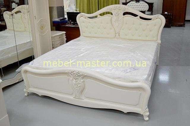 Белая кровать Лукреция 8673