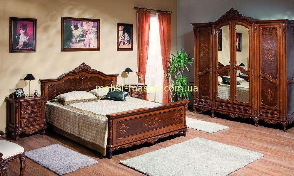 Мебель в классическую спальню Клеопатра. Симекс.