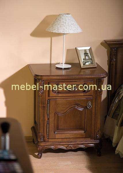 Тумба прикроватная из массива бука Роял. Румыния