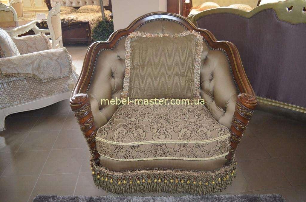 Красивое качественное кресло Аристократ