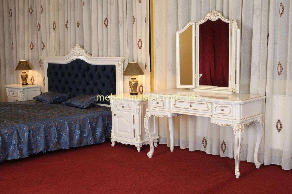 Резной туалетный столик в спальню Регал. Симекс