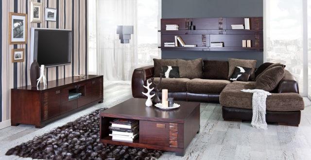 Мебель в стиле урбан Малага
