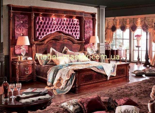 Большая классическая кровать Карпентер 228, Испания