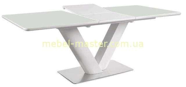 Недорогой белый обеденный стол Виктори.