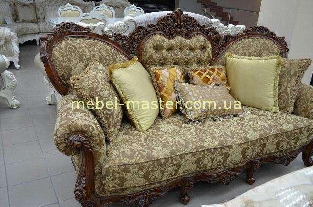 Классический диван от фабрики Аванти