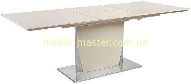 Бежевый раскладной стол Космо. Китай