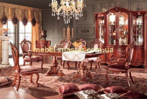 Дорогая мебель для гостиной Карпентер 228 со скидкой
