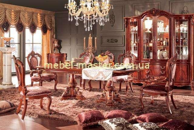 Стол обеденный в гостиную Карпентер 228, Испания