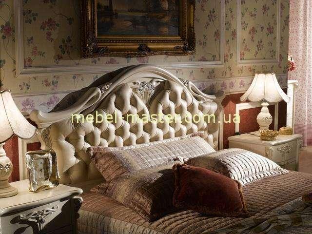 Дорогая классическая кровать Карпентер 108 со скидкой