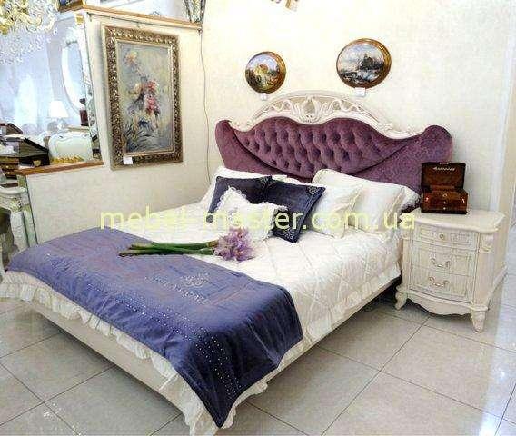 Живые фото белой спальни Карпентер 230