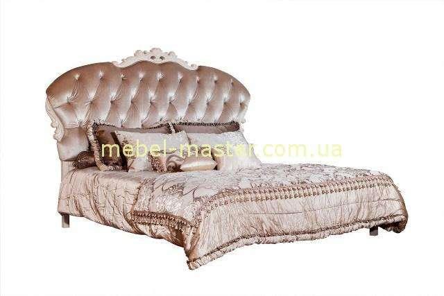 Кровать с круглым изголовьем Карпентер 286, Испания