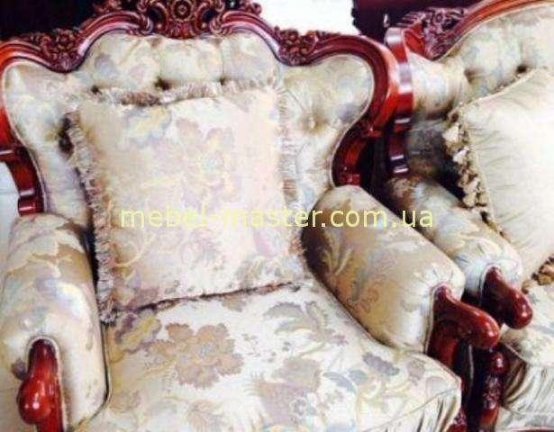 Обивки и подушки дивана Диоген