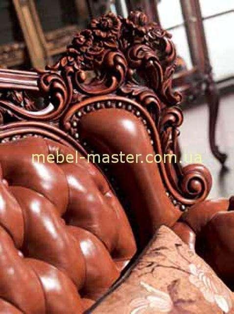 Деревянный декор мягкой мебели Карпентер228