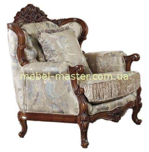 Кресло Диоген в стиле барокко