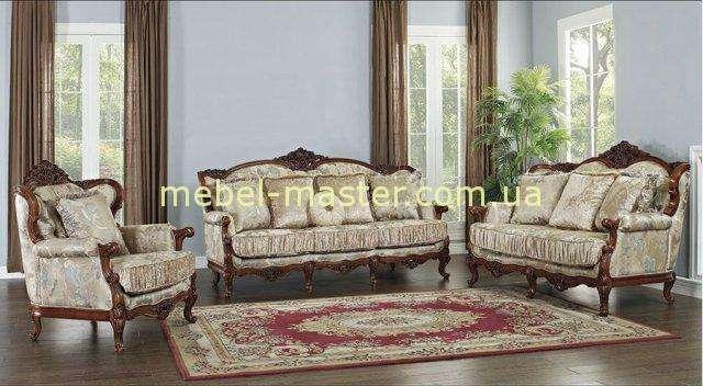 Недорогой комплект мягкой мебели Диоген в гостиную