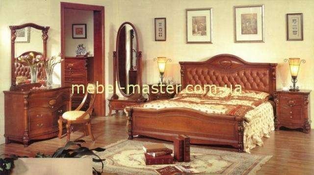 Кровать 1800 с мягким изголовьем Карпентер 201, Испания