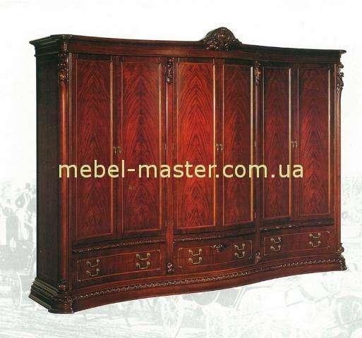 Шкаф на 6 дверей в мебельный гарнитур Карпентер 208, Испания