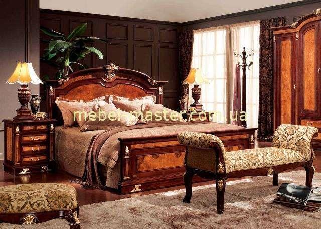 Ореховая спальня Карпентер 216