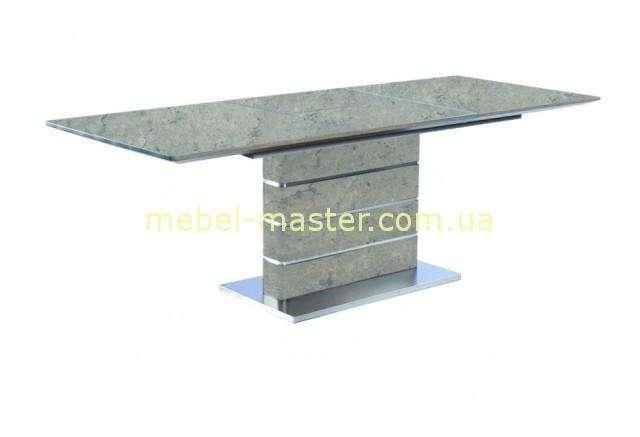 Стол в расцветке бетон Мираж