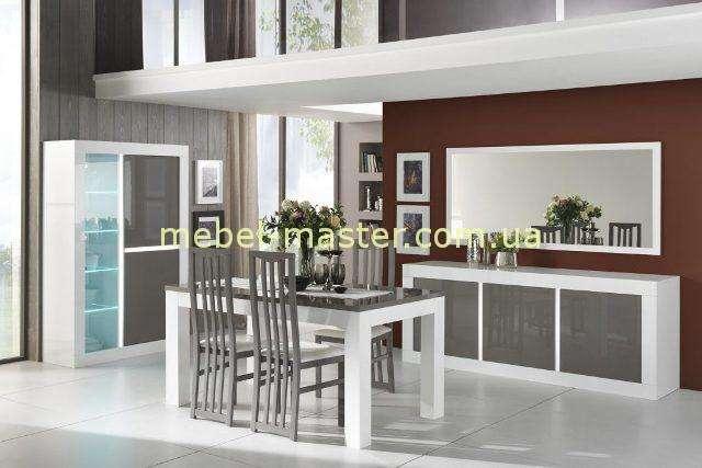 Недорогая мебель для модерновой столовой Неос. Италия