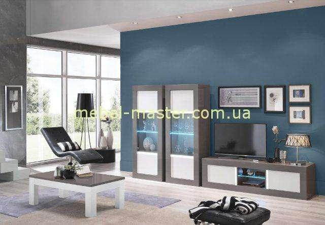 Витрины однодверные в мебельный гарнитур NEOS