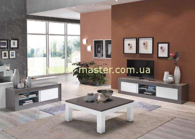Комплект ТВ тумб в мебельный гарнитур Неос