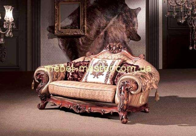 Мягкое глубокое кресло карпентер 228