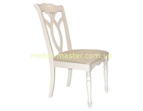 Классический белый стул обеденный в стиле Прованс