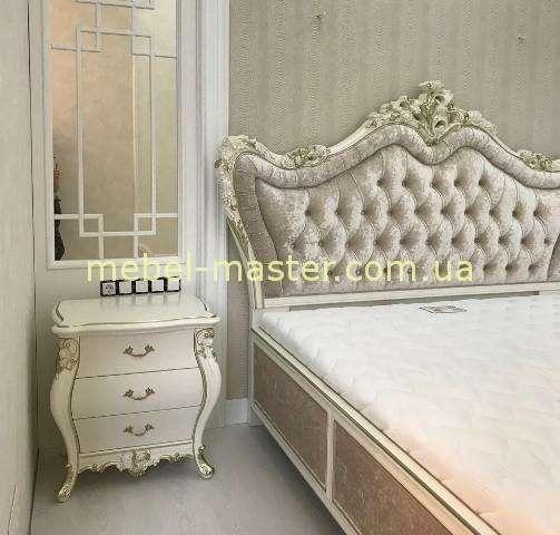 Тумба прикроватная в мебельный гарнитур Шампань. Энигма