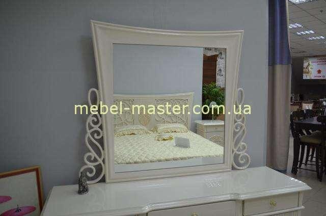 Прямоугольное зеркало к туалетному столу для спальни Аврора