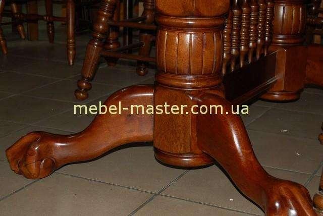 Декоративная нога от стола HNDT-4296 SWC
