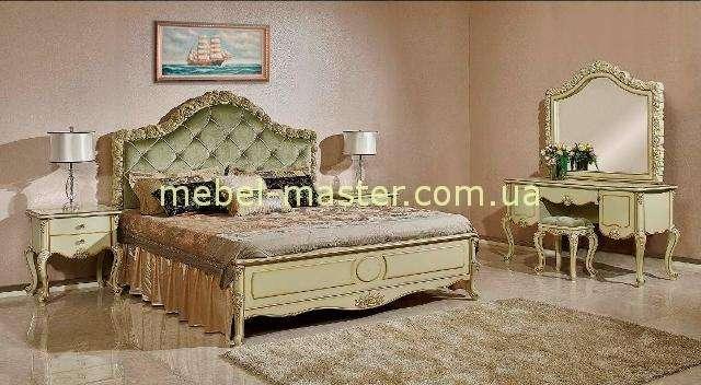 Недорогая оливковоая спальня в стиле Прованс, Китай