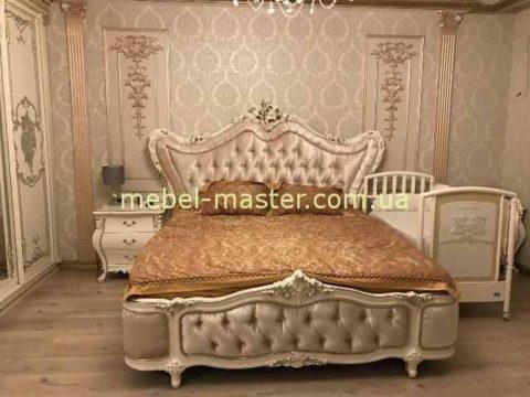 Дорогая мебель для спальни Шампань, Италия