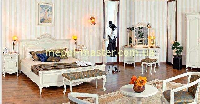 Белый мебельный гарнитур Могадор, Мобекс