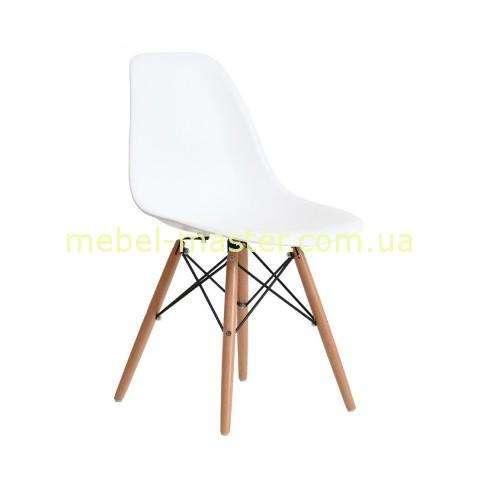 Белый пластиковый стул DS-913 ENZO