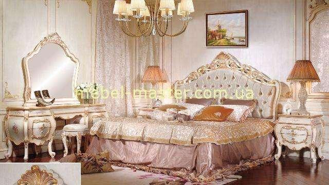 Классическая спальня Лайма