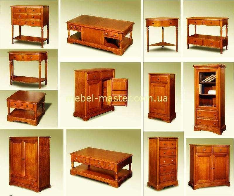 Недорогие мелкие части для столовой из массива натурального дерева Элеганс, Алма, Жасмин, Румыния