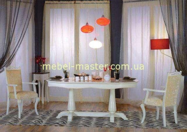 Овальный обеденный стол Капри, Румыния