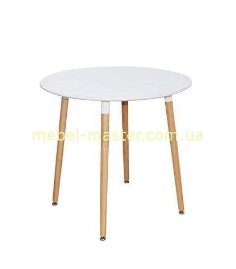 Белый обеденный стол DT-9017