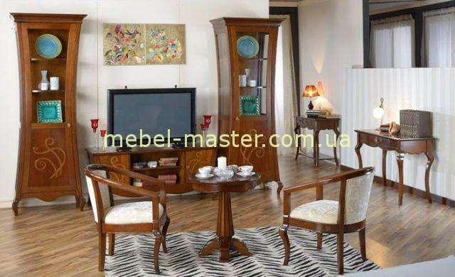 Румынская стенка ТВ  Капри в гостиную комнату