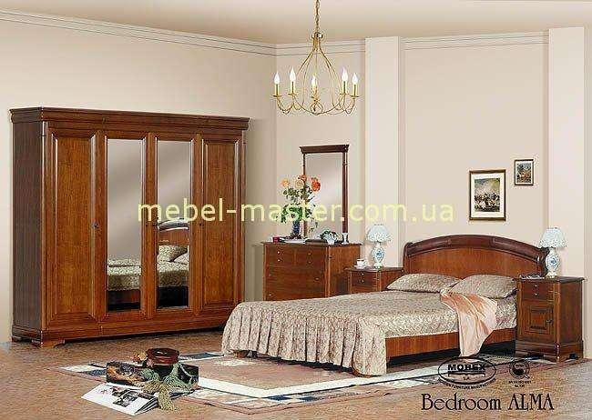 Румынская мебель Алма от фабрики Мобекс