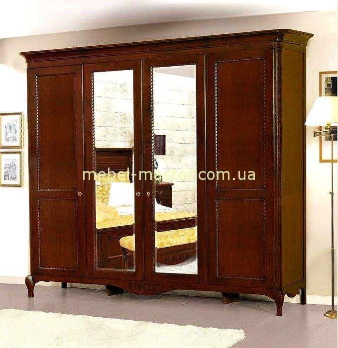 Одежный шкаф Праиж на четыре двери. Мобекс
