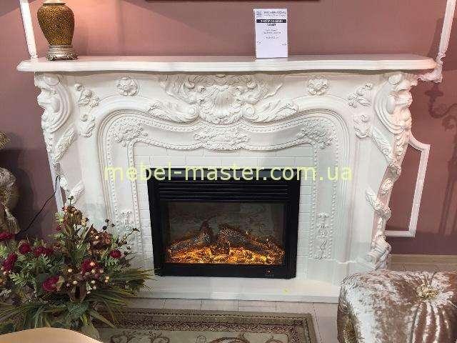 Классический камин в белом цвете VA 265, Китай