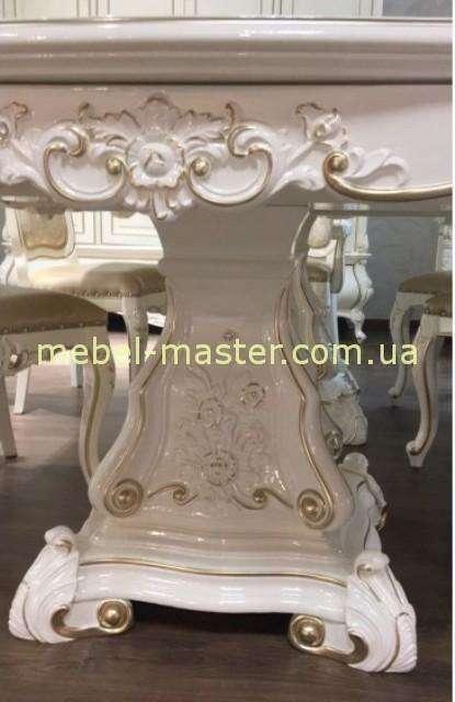 Декоративная отделка стола Ирма, Аванти