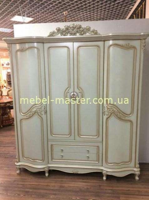 Шкаф в стиле прованс для спальни Люсиль